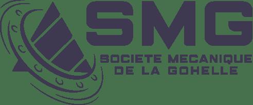 Société mécanique de la Gohelle - Logo Mono Noir