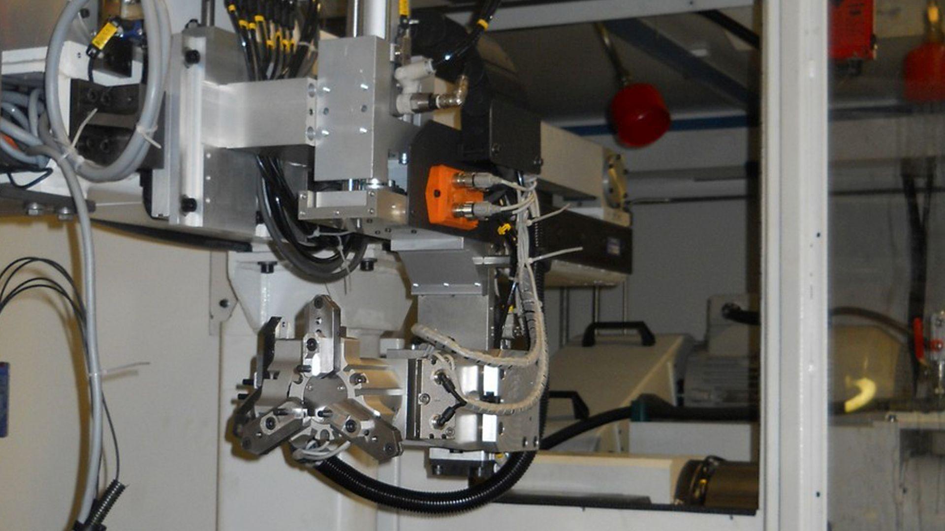 Société Mécanique de la Gohelle - Modification et optimisation de rectifieuses