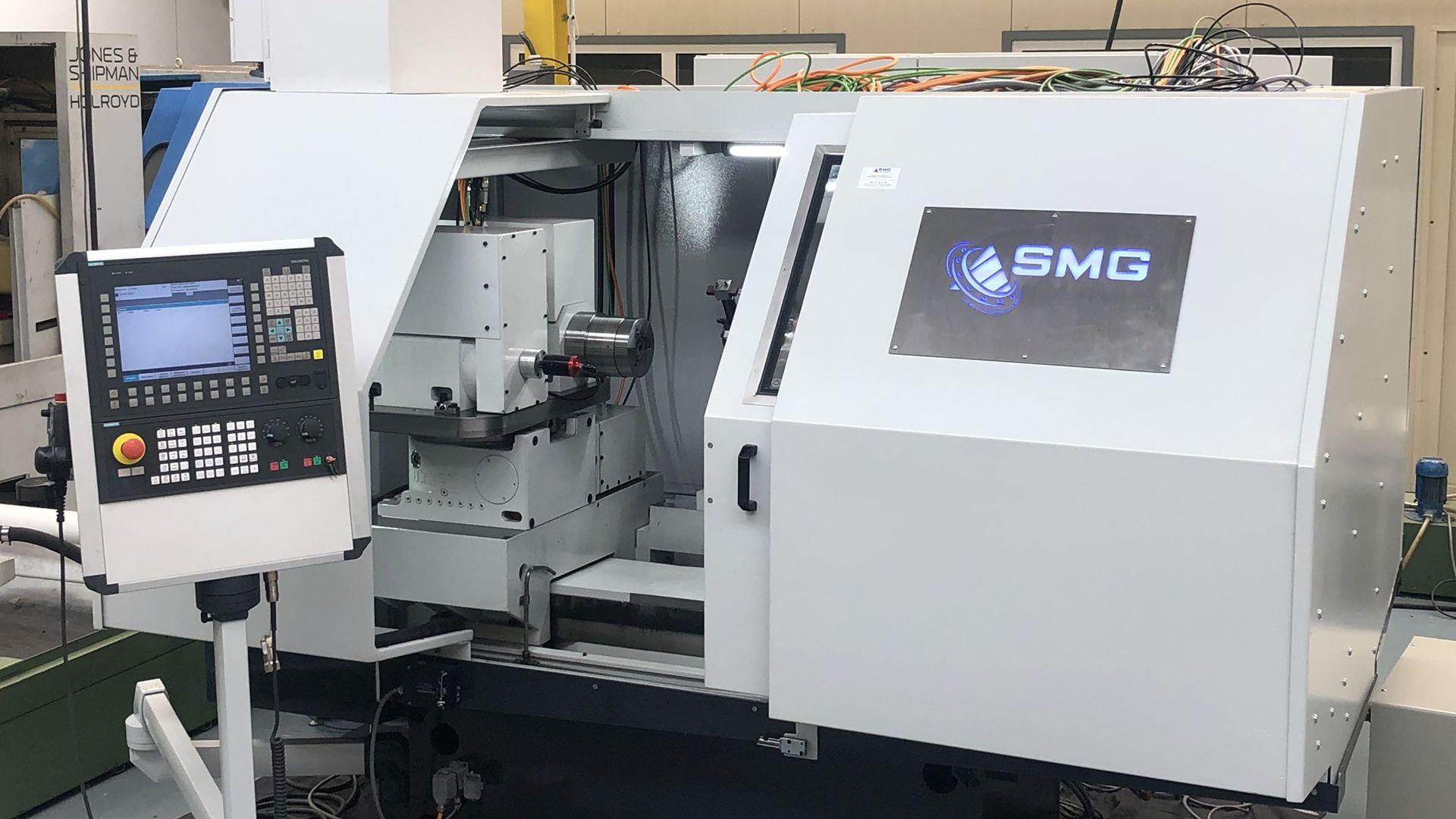 Société Mécanique de la Gohelle - Reconstruction et modernisation pour tous types de machines de rectification et de superfinition