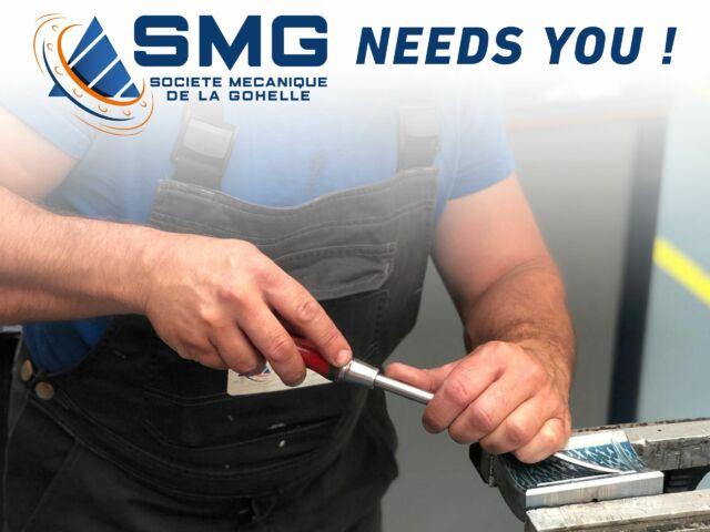 SMG-Recrutement
