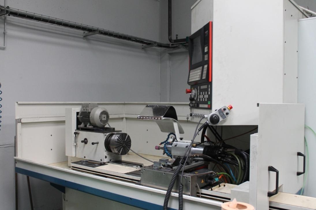 Société mécanique de la Gohelle - Nos Moyens - Parc Machines