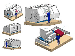 Société Mécanique de la Gohelle - Reconstruction & modernisation machines de rectification toutes marques